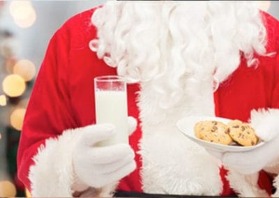 Cookie! Get Your Holiday Cookies!