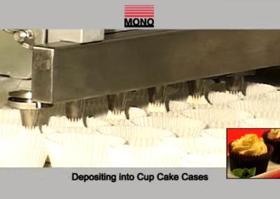 MONO | Epsilon Tabletop Depositor | Cupcakes