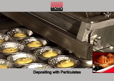 MONO | Epsilon Tabletop Depositor | Particulate Depositing
