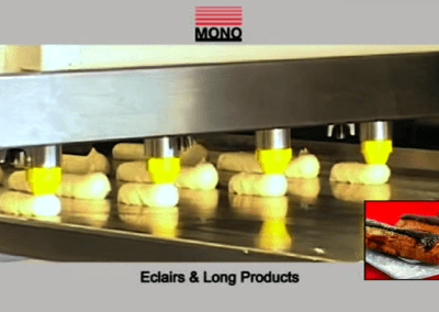 Epsilon Eclairs and Long Products