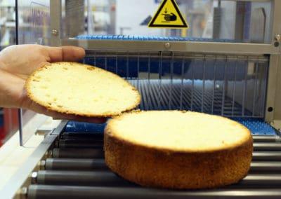 Cake Slabber | Bakery Slicer | Cake Crowner