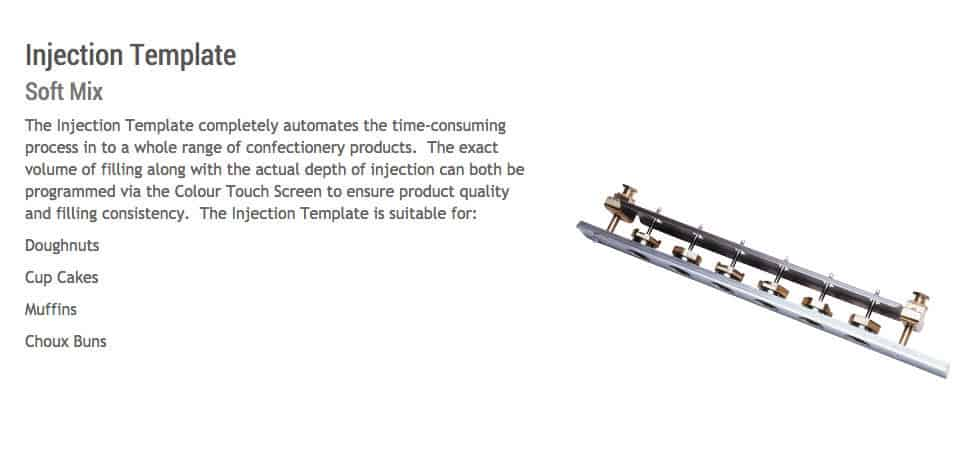 Injection Template