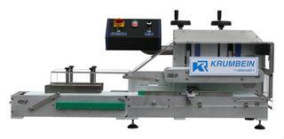 KRUMBEIN BBS-VE Hinge Cut Table Top Slicer