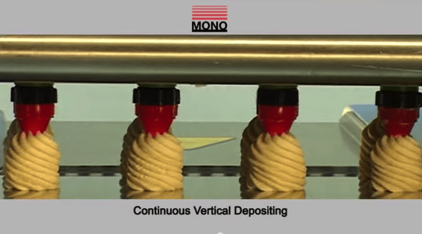 Omega Touch & Plus - Continuous Vertical Depositing