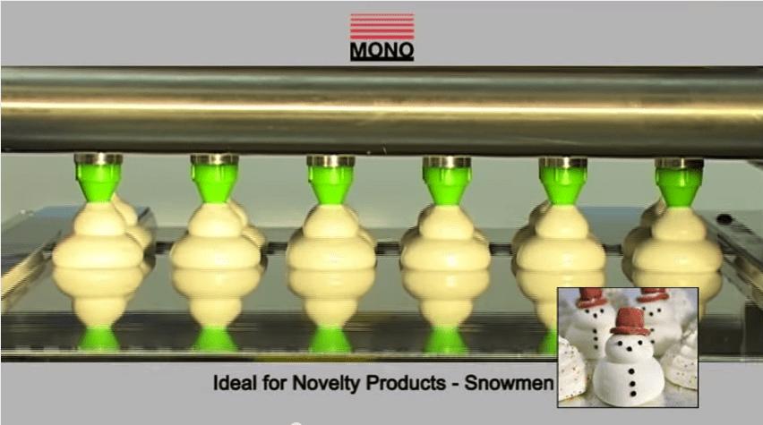 Omega Touch & Plus - Snowmen