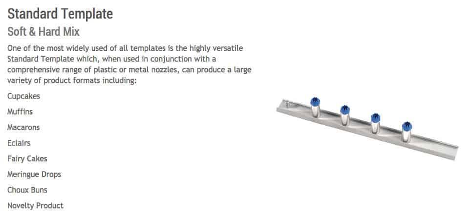 Standard Tempalte