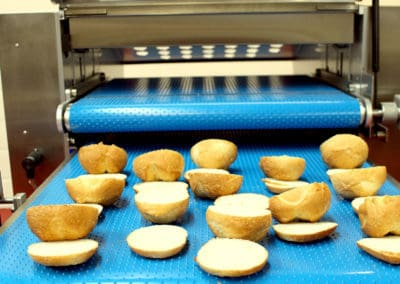 Industrial Horizontal Bakery Slicer | Bread & Rolls