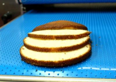 Round Cake Slabber | Industrial Bakery Slicer