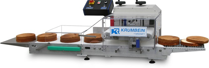 KRUMBEIN HS300 Table Top Slicer