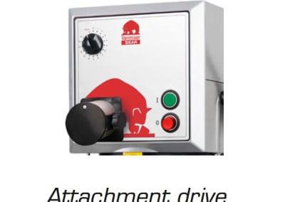 Attachment Drive (Front Mount)