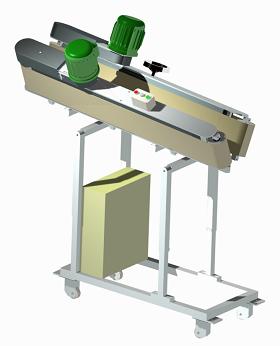 Ciberpan - Artisan Dough Moulder CAD