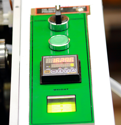 Colbake Volumetric Dough Divider Controls