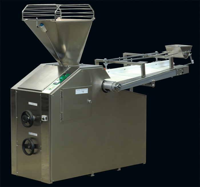 Ciberpan Volumetric Dough Divider Angle View