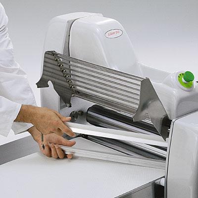 Tekno Stamap - Lam Sheeters Removable Dough Scrapers