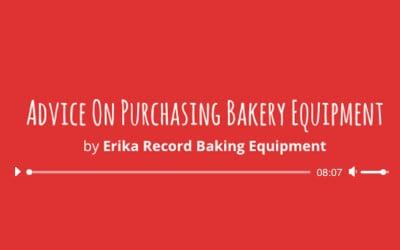 Expert Advice On Purchasing Bakery Equipment