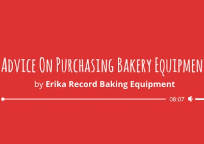 Expert Advice On Purchasing Bakery Equipment