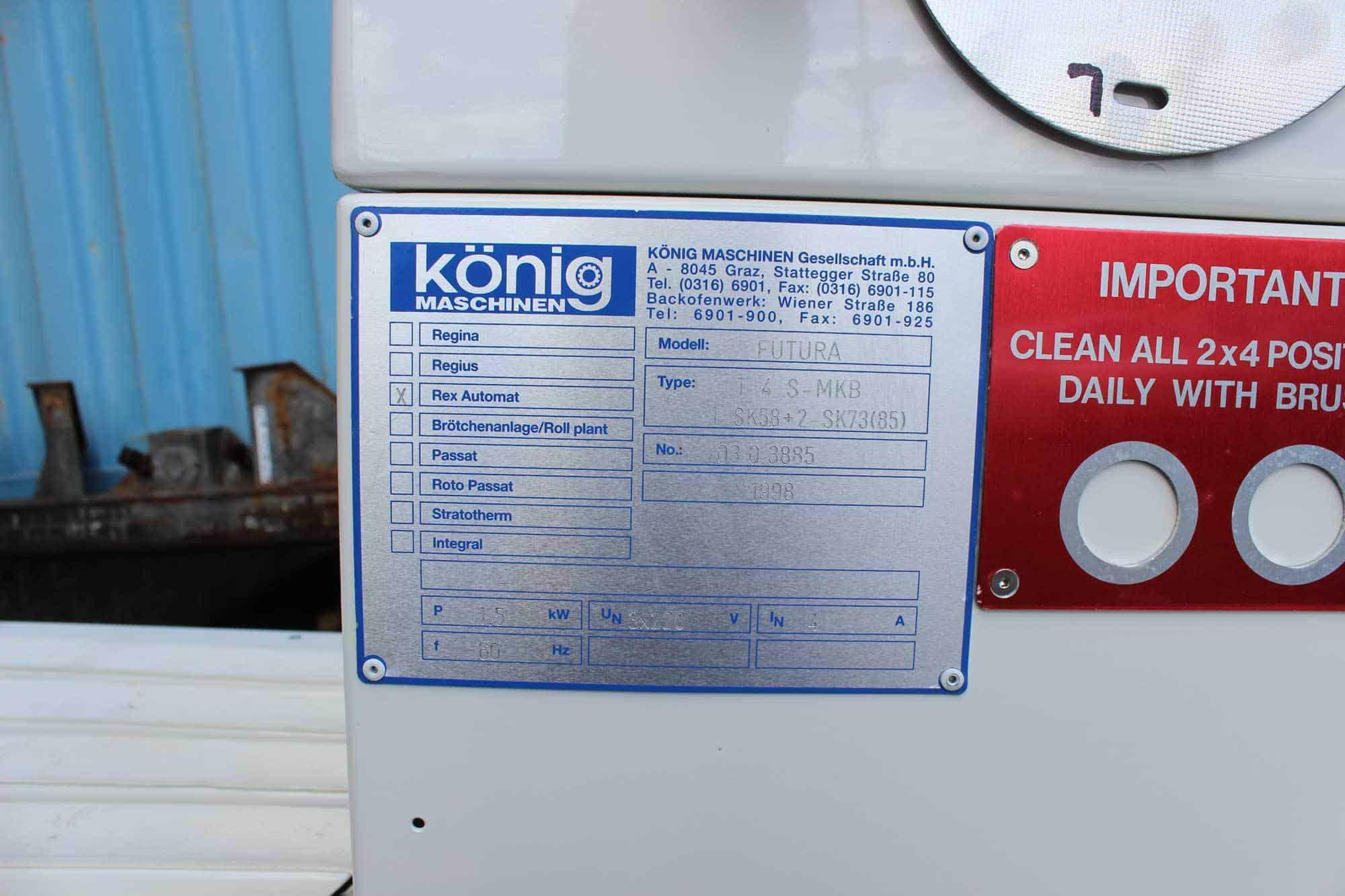 Konig-Futura-Serial-Plate