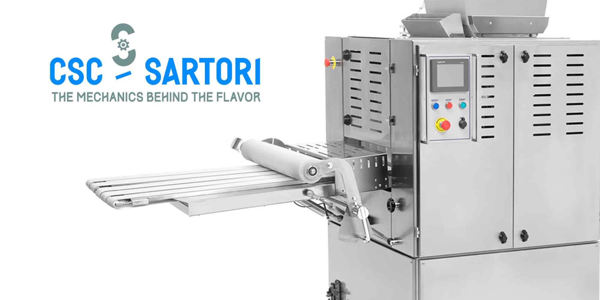 CSC-Sartori | Automatic Divider/Rounders