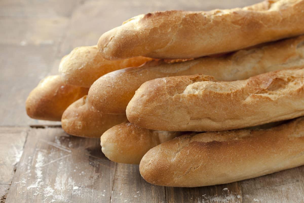French Baguette Production Bread Moulder Divider