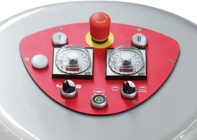 LP VIS-R Spiral Mixer Electromechanical Control