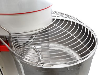 LP Group | VIS-R Spiral Mixer, Stainless Steel Grate Cover