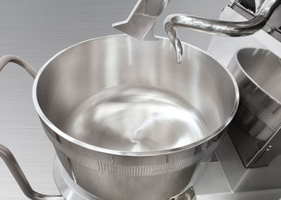 LP Group | LUX-R, Reinforced Removable Bowl Spiral Mixer, Tools
