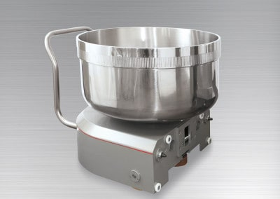LP Group | LUX-R Reinforced, Removable Bowl Spiral Mixer - Additional Bowls