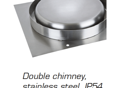 Varimixer | Ergo Planetary Mixer, Double Chimney