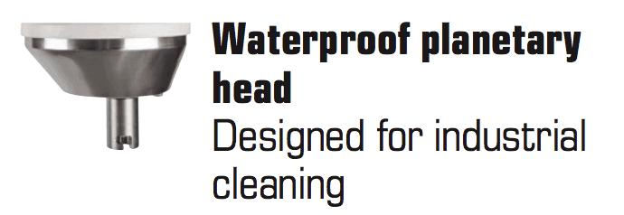 Waterproof Planetary Head