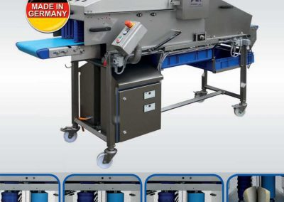 KRUMBEIN VSM | Wholesale Bakery Slicer | Sandwich Production