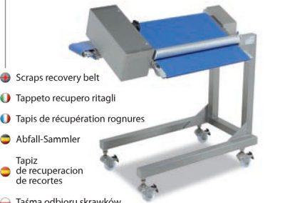 Scrap-Recovery-Belt