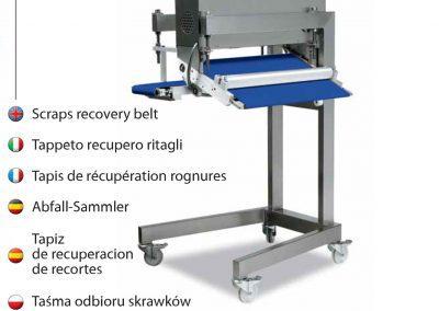 Scrap Recovery Belt