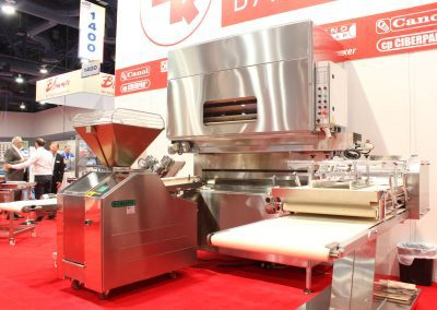 Ciberpan Bread & Roll Systems
