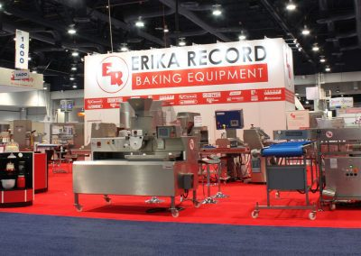 Erika Record Baking Equipment - Booth 1441