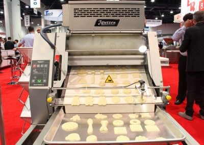 Janssen K-Series Cookie Machine