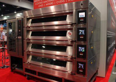MONO - Harmony Deck Ovens