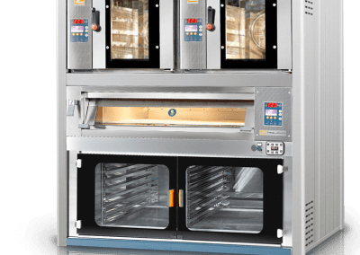 Tagliavini | Complex | Combination Convection & Deck Oven