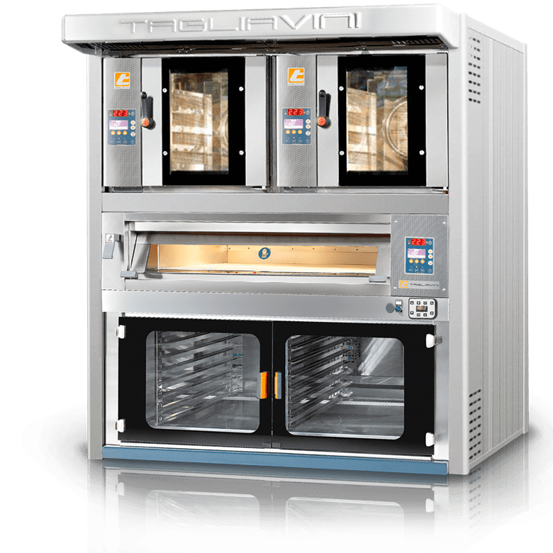 Tagliavini | Complex Combination Convection & Deck Oven with Proofers