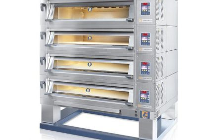 Multi-Deck Electric Bakery Oven