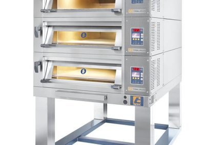 Small Electric Deck Oven | Bakery Equipment