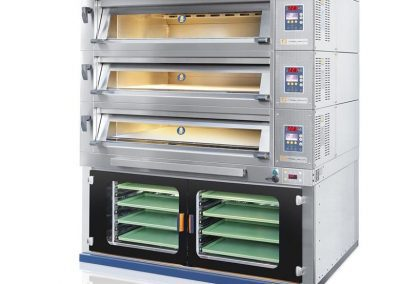 Large Electric Deck Oven | Bakery Equipment
