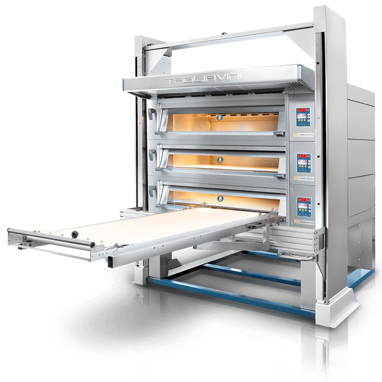 Tagliavini Modular Electric Deck Oven Bakery Equipment