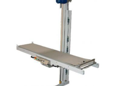 Tagliavini Single Column Oven Loader | Bakery Equipment