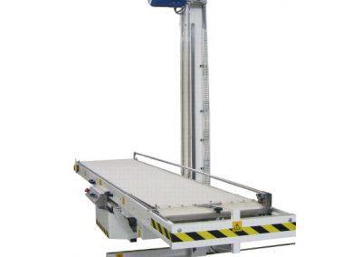 Ovens Loaders | Single Column | Bakery Equipment