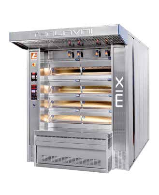 Dual Cyclothermic & Electric Deck Oven | Bakery Equipment