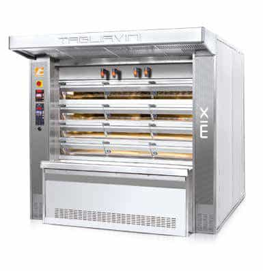 Gas & Electric Deck Oven | Cyclothermic Technology