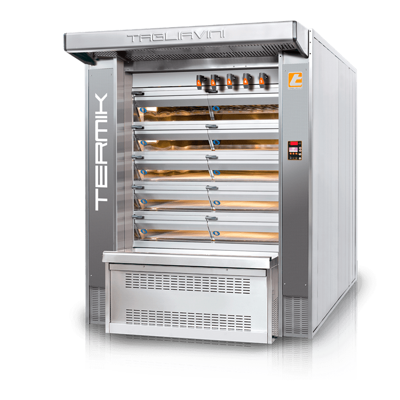 Cyclothermic Oven | Tagliavini Termik | Gas Deck Oven