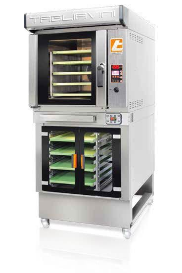 Tagliavini Termovent | 5, 6 Pan Bakery Convection Oven