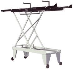 Scissor Trolley | Oven Loader | Tagliavini Bakery Equipment