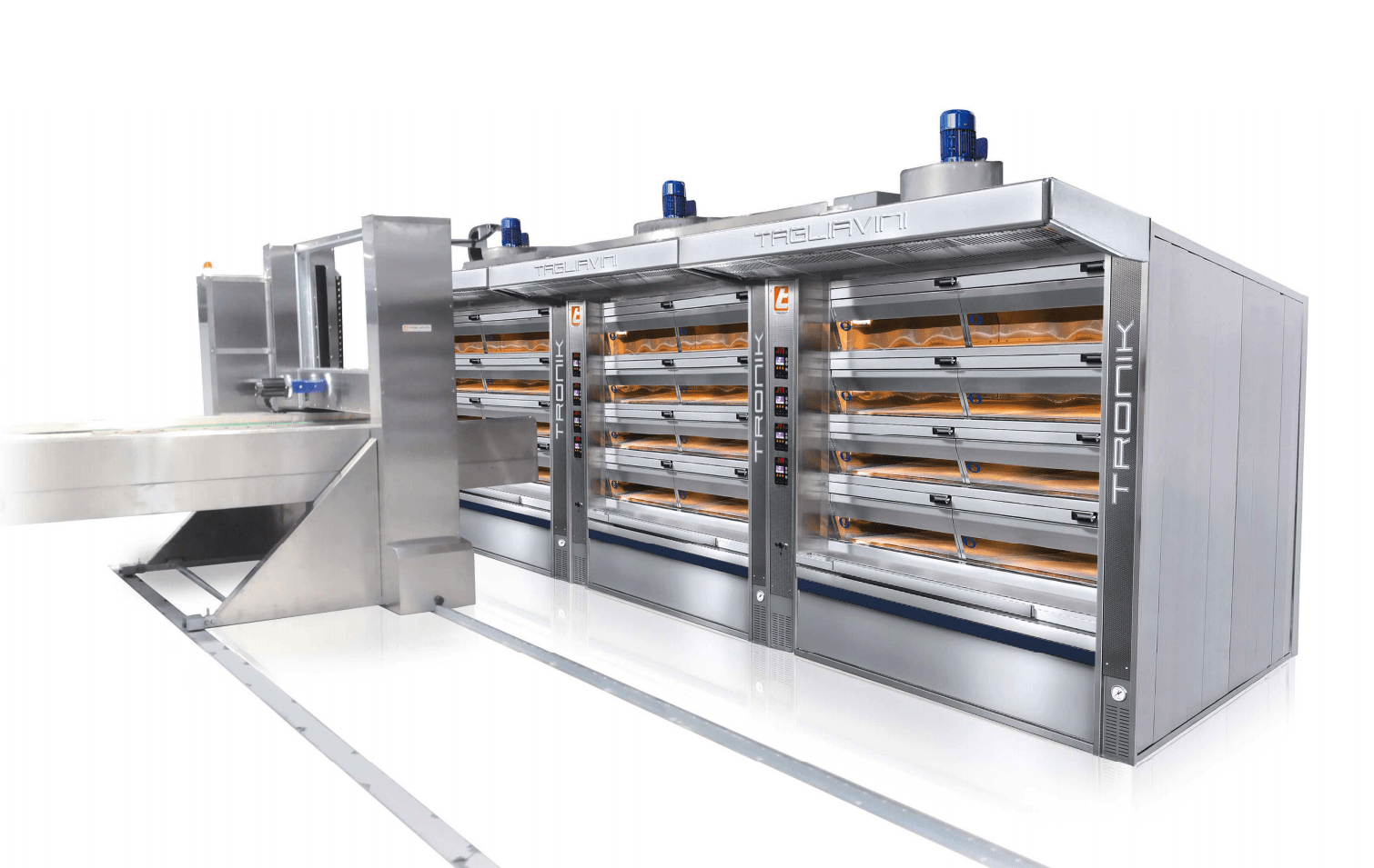 Robot, Programmable Industrial Oven Loader | Bakery Equipment | Wholesale Artisan Bread Production